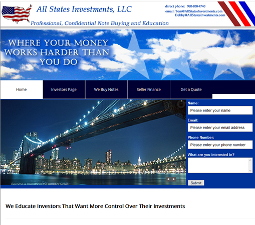 All States Investments, LLC